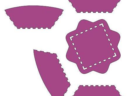 Fruit Tray Plan Design Download Free DXF File