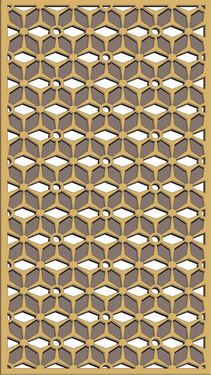 Window Grill Pattern For Laser Cutting 55 Free CDR Vectors Art