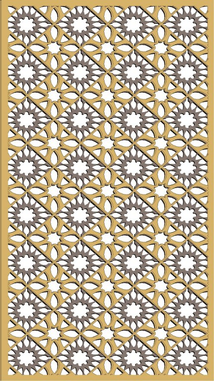 Window Grill Pattern For Laser Cutting 53 Free CDR Vectors Art