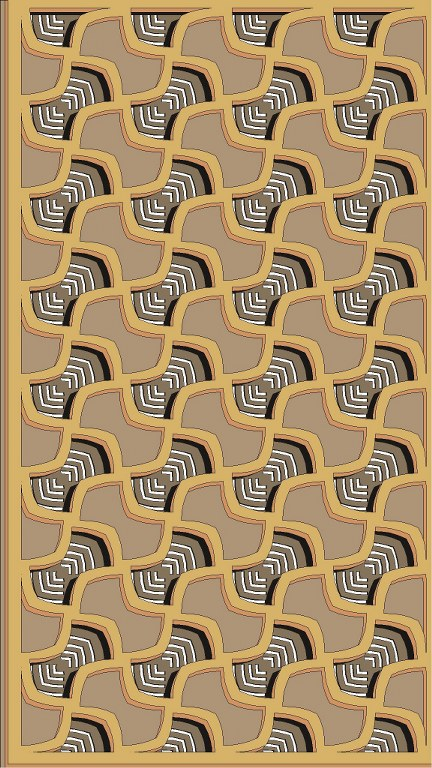 Window Grill Pattern For Laser Cutting 49 Free CDR Vectors Art