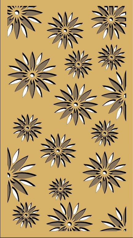 Window Grill Pattern For Laser Cutting 74 Free CDR Vectors Art