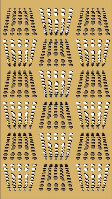 Window Grill Pattern For Laser Cutting 69 Free CDR Vectors Art