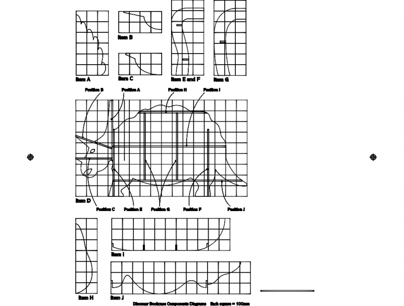 Colossal Fossil Psheet Lr Web 18a687b-18a6881 3d Puzzle Free DXF File