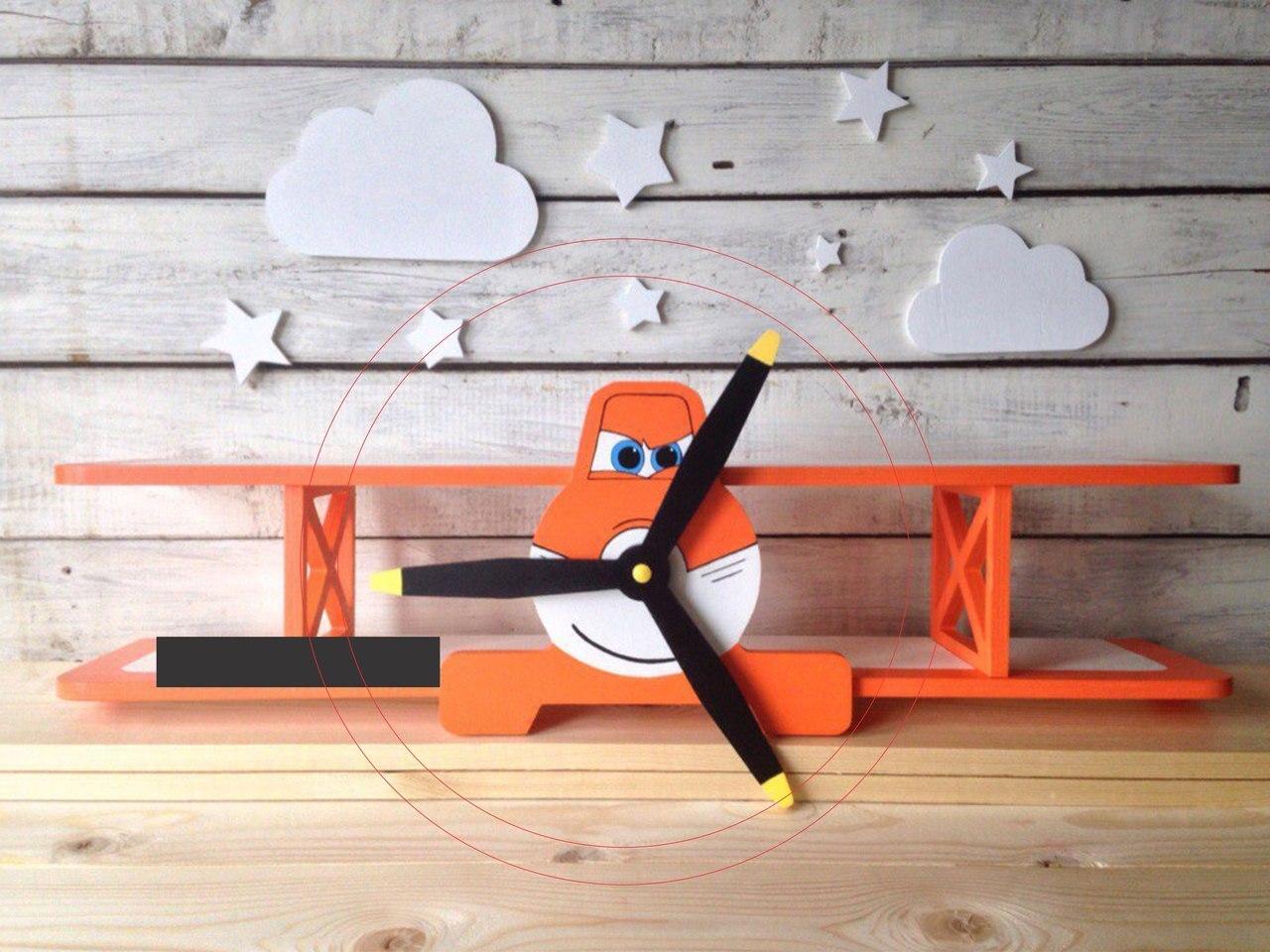 Airplane Shape Shelf Laser Cut 3d Puzzle Free CDR Vectors Art