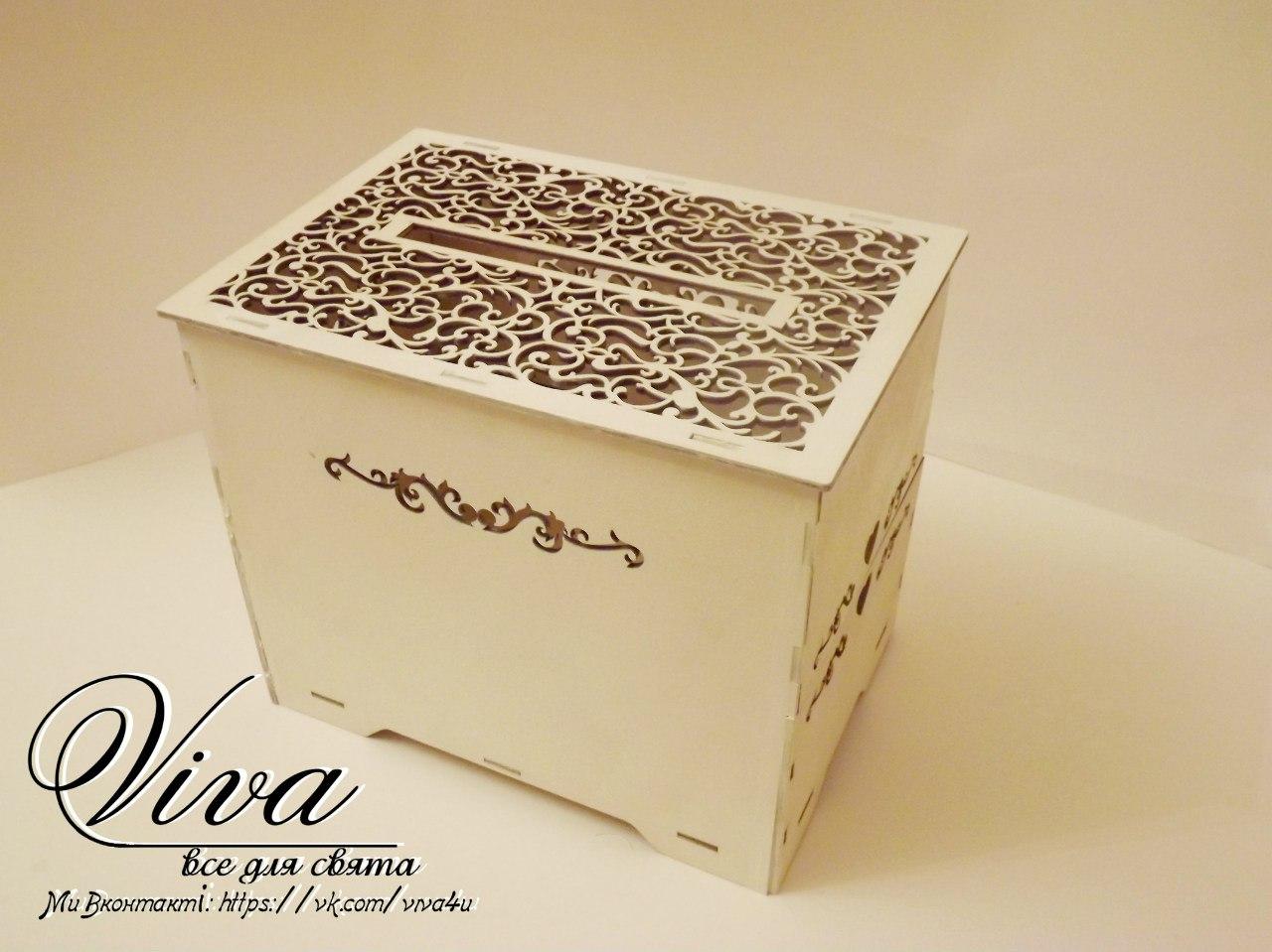 Laser Cut Wedding Card Box 3d Puzzle Free CDR Vectors Art