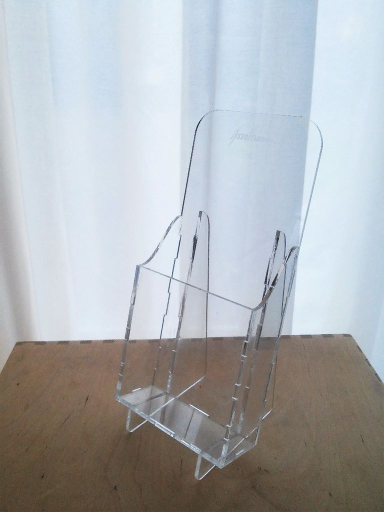 Stand Laser Cut 3d Puzzle Free CDR Vectors Art