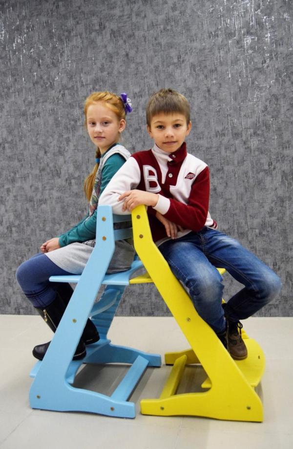 Laser Cut Kid Stool Chair 3d Puzzle Free CDR Vectors Art