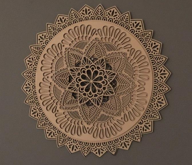 Mandala Classic Ornament Free CDR Vectors Art