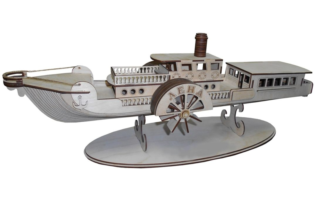 Laser Cut Ship Free CDR Vectors Art