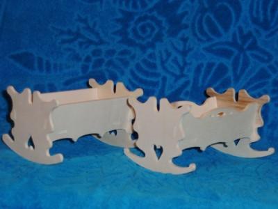 Wiege Laser Cut Free CDR Vectors Art