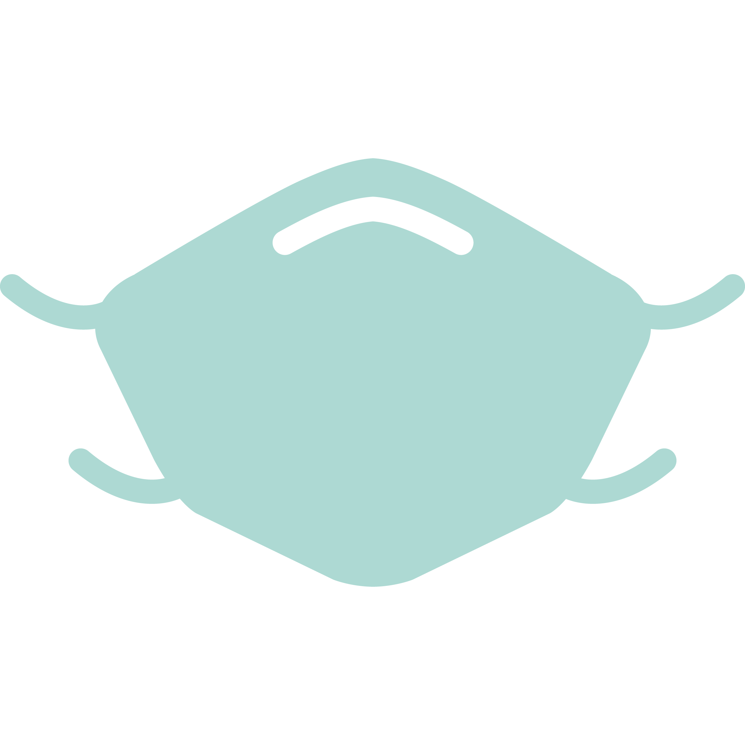 Coronavirus Disease Face Mask Free DXF File
