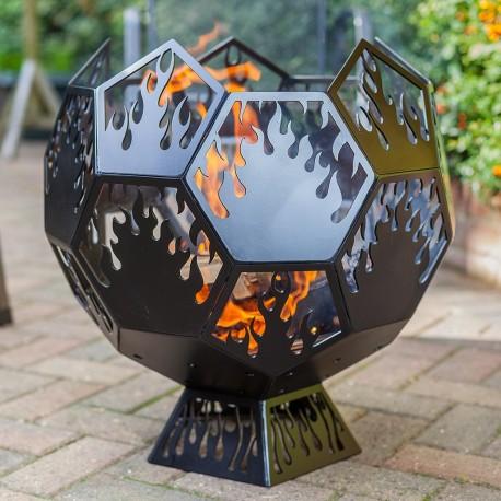Bonfire Pit Plasma Laser Cut Vector Free CDR Vectors Art