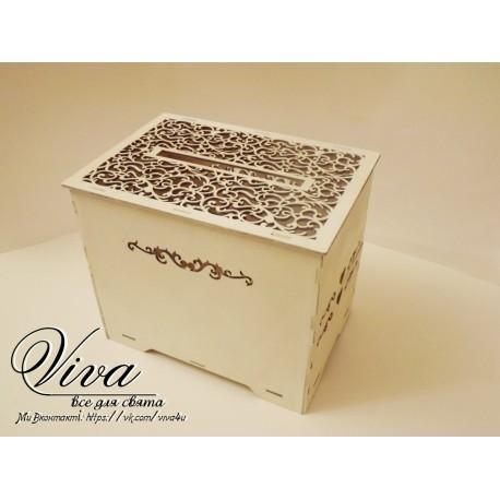 Laser Cut Wedding Favor Box Free CDR Vectors Art