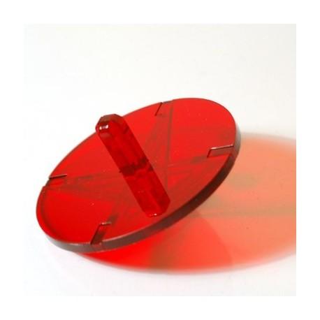 Laser Cut Acrylic Mini Spining Top Free CDR Vectors Art