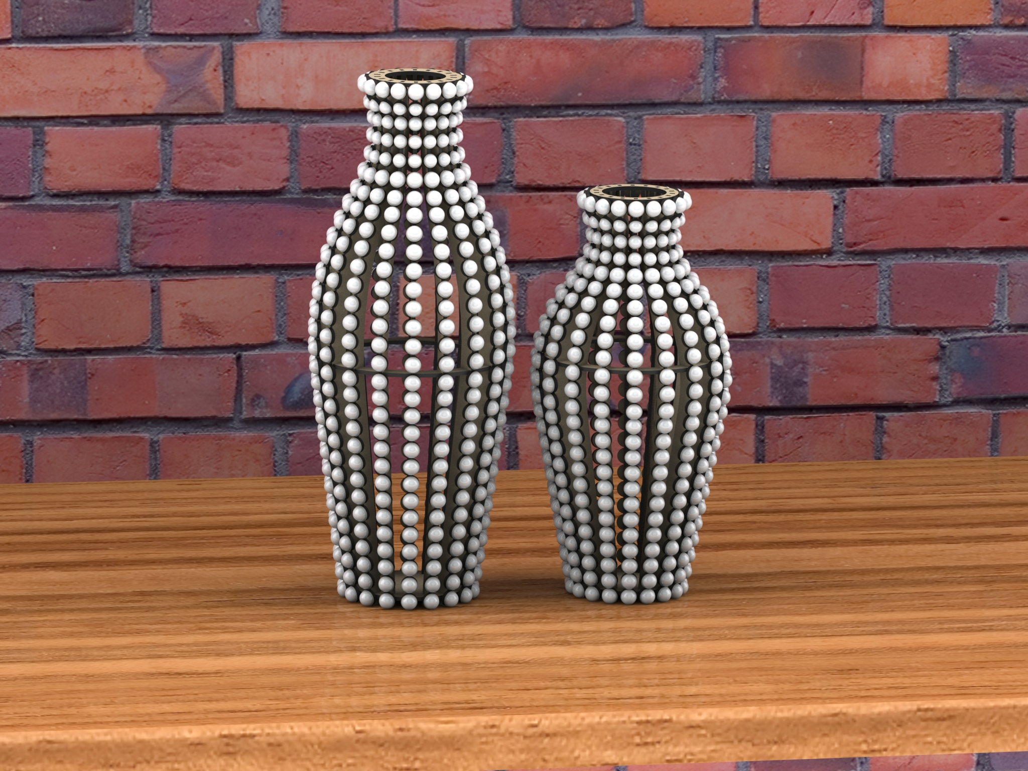 Amazing Laser Cutter Vase Project Ideas Free DXF File