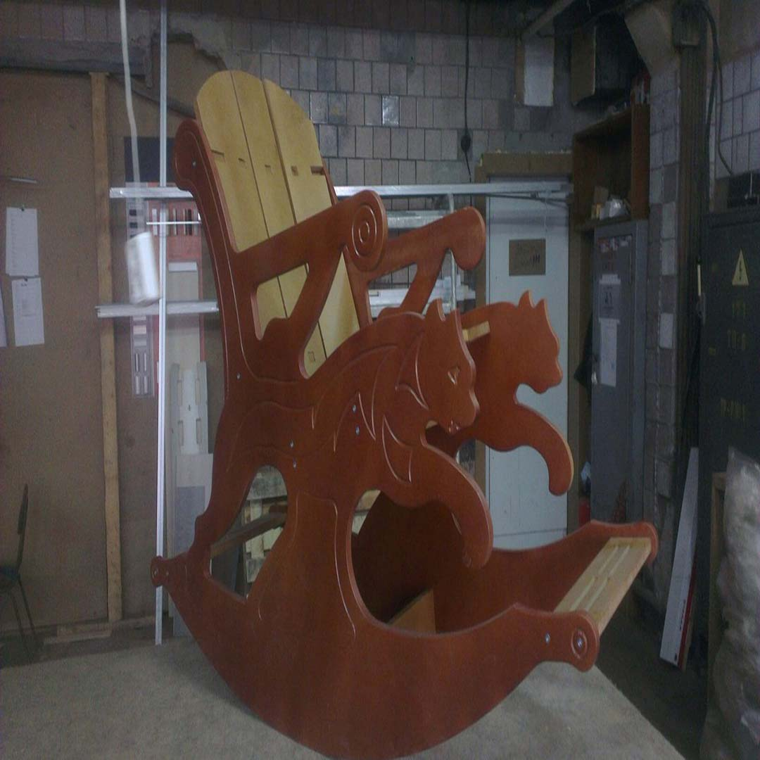 Cnc Chair Laser Cutting Projects Free DXF File