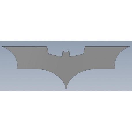 Batarang (the Dark Knight) Free DXF File