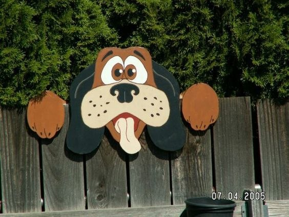 Dog Face Model For Laser Cut Project Free DXF File