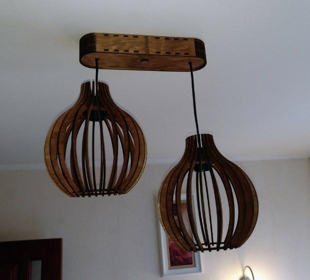 Svetilnik 3d Lamp Cover Free CDR Vectors Art