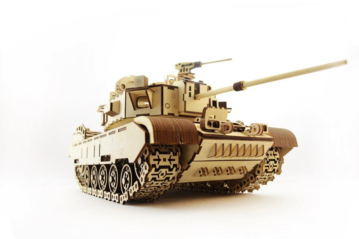 Lemmo Tank Cayman Free DXF File