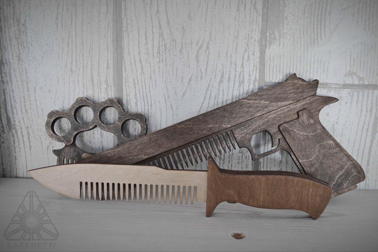 Comb Laser Cut Free CDR Vectors Art