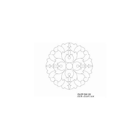 Uzor 03 Free DXF File