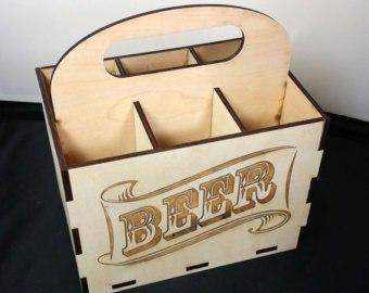Pod Pivo Beer Box Free CDR Vectors Art