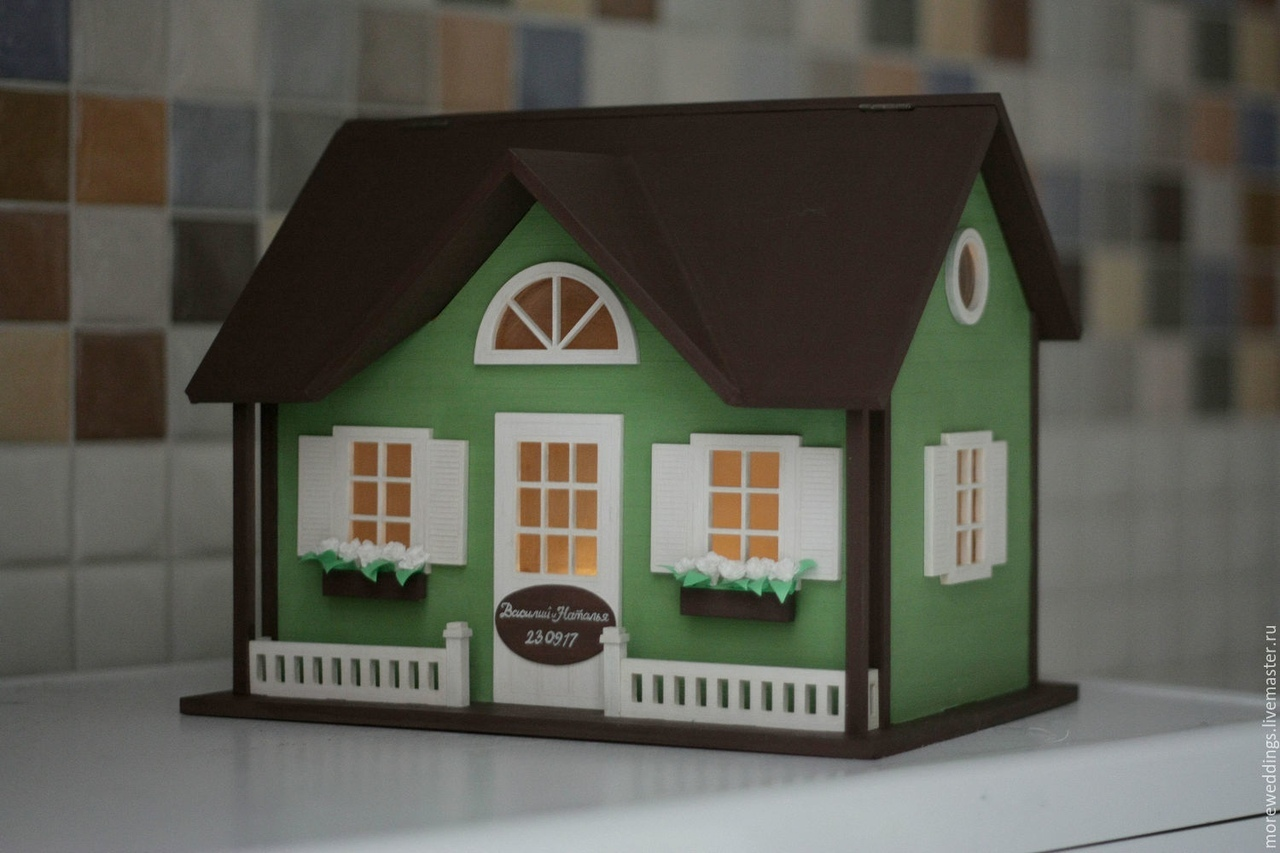 Toy House Free CDR Vectors Art