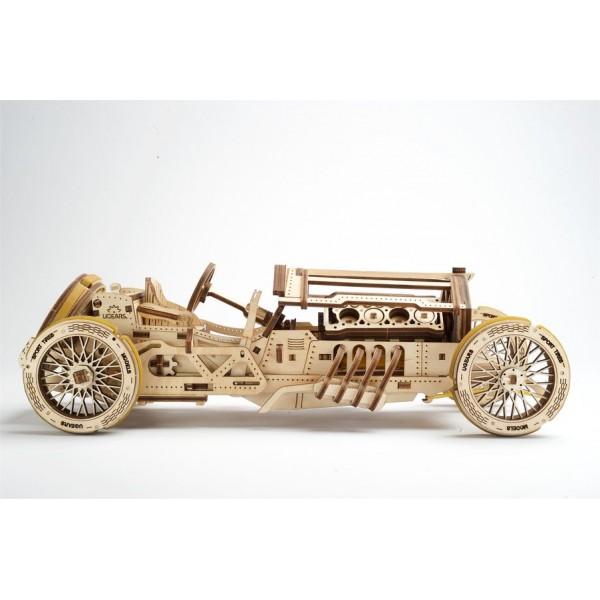 Vintage Car 4 Mm Plans For Laser Cnc Plotter Free CDR Vectors Art