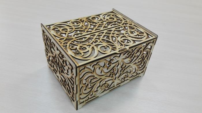 Wedding Envelope Box Free CDR Vectors Art
