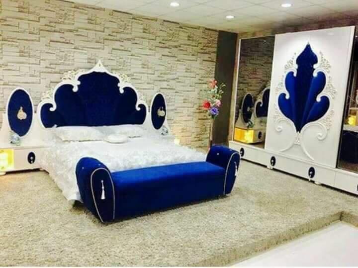 Bedroom Furniture Free DXF File