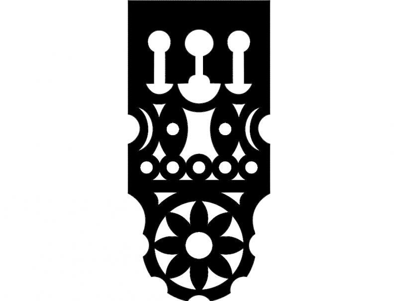 Design Pol 0002 Free DXF File