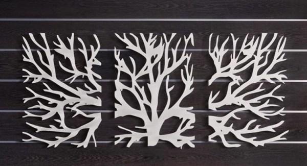 Tree Wall Hanging Cnc Free DXF File