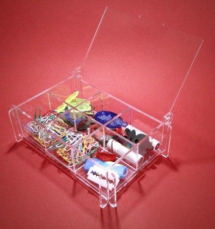 Free Plan Acrylic Box To Laser Cut Free DXF File