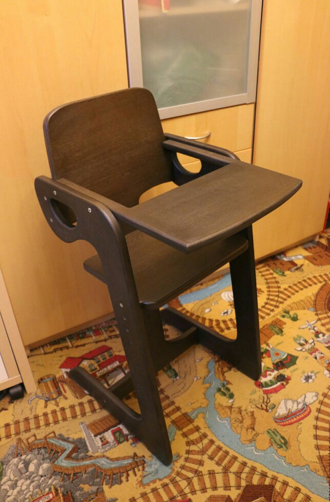 Chair For Babies Free CDR Vectors Art