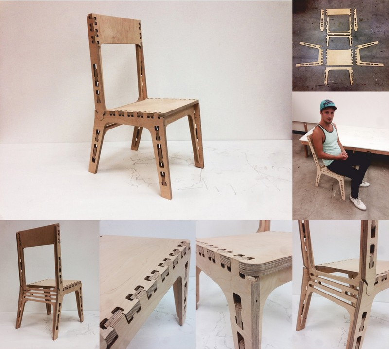 Chair Gustaf Free CDR Vectors Art