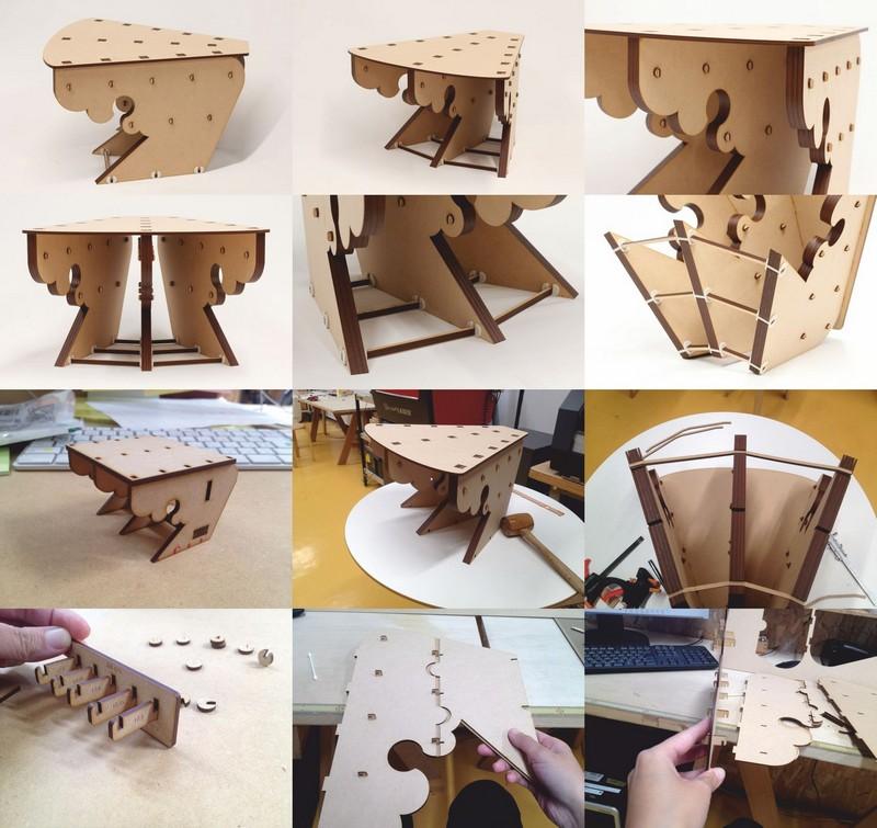 Chair Kumode Free CDR Vectors Art