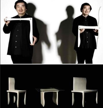 Folding Chair Wood Free CDR Vectors Art