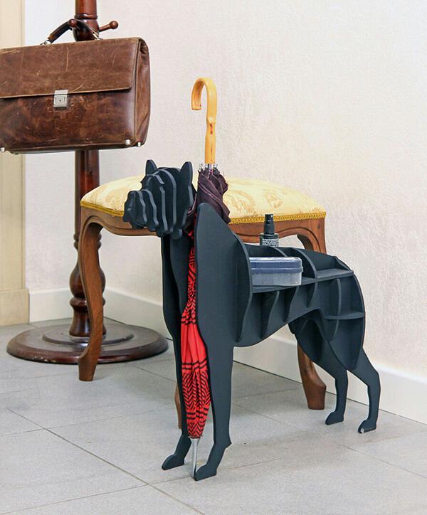 3d Dog Shelf Plan Free CDR Vectors Art