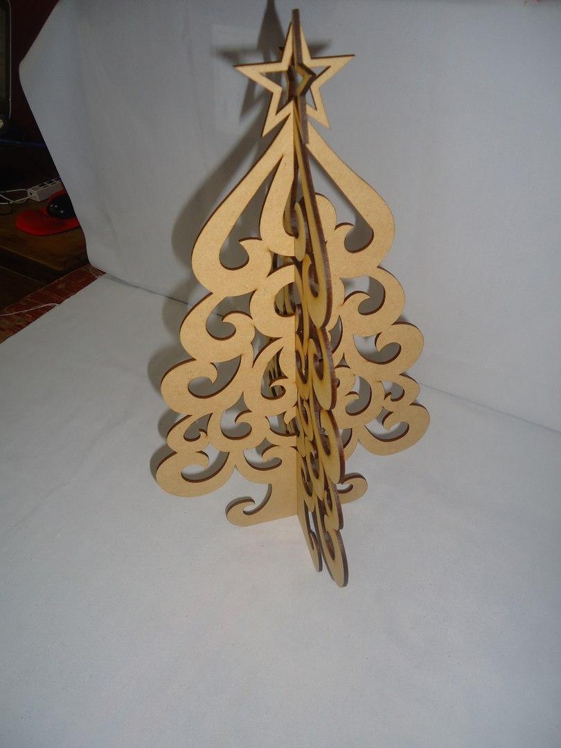 Arbol De Navidad 6 Free CDR Vectors Art