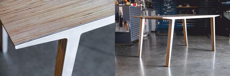 Laser Cut Modular Table Free CDR Vectors Art