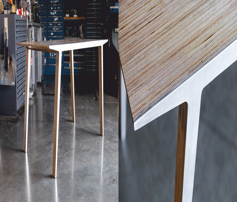 Modular Table Free CDR Vectors Art