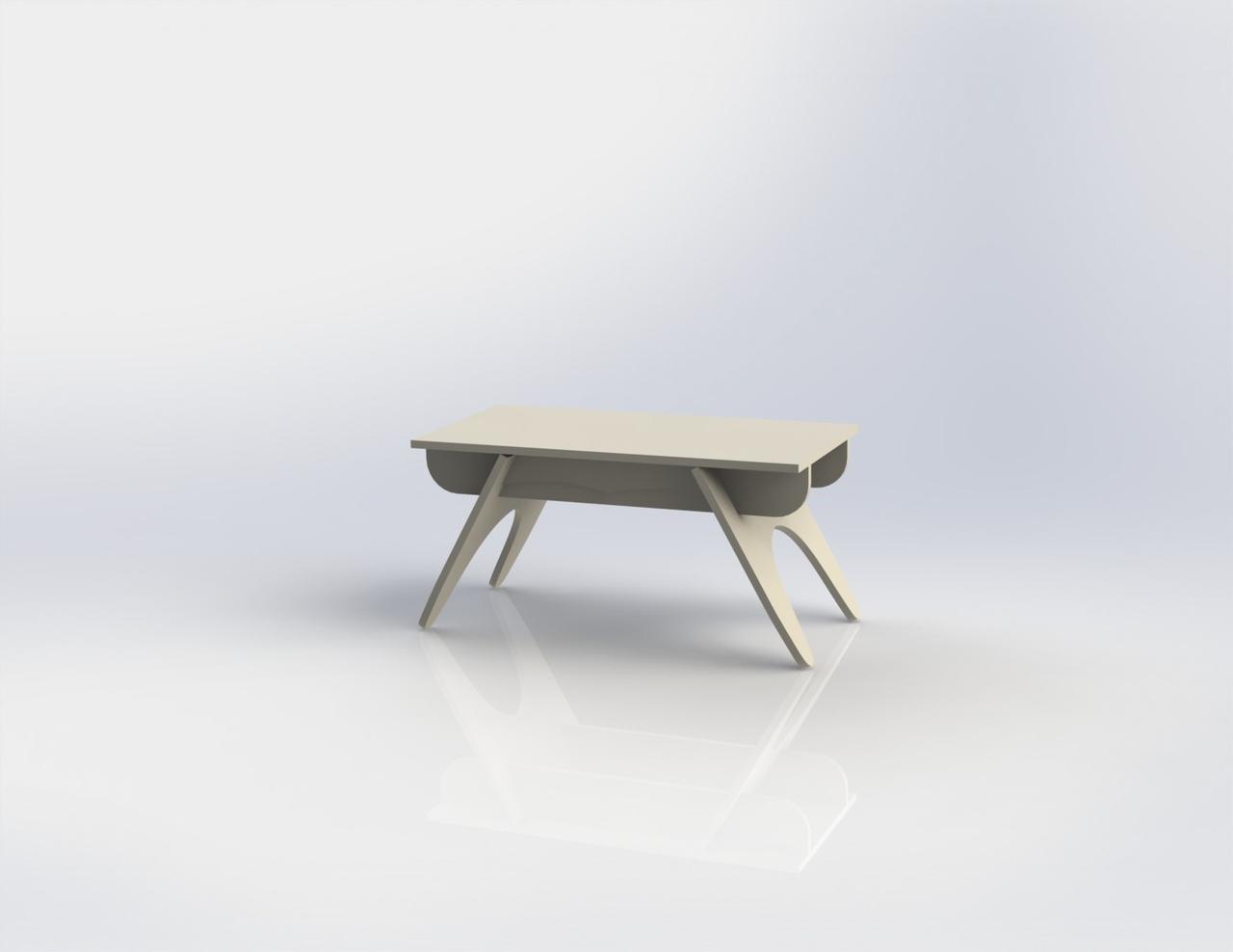 Table 600 × 300 Free CDR Vectors Art