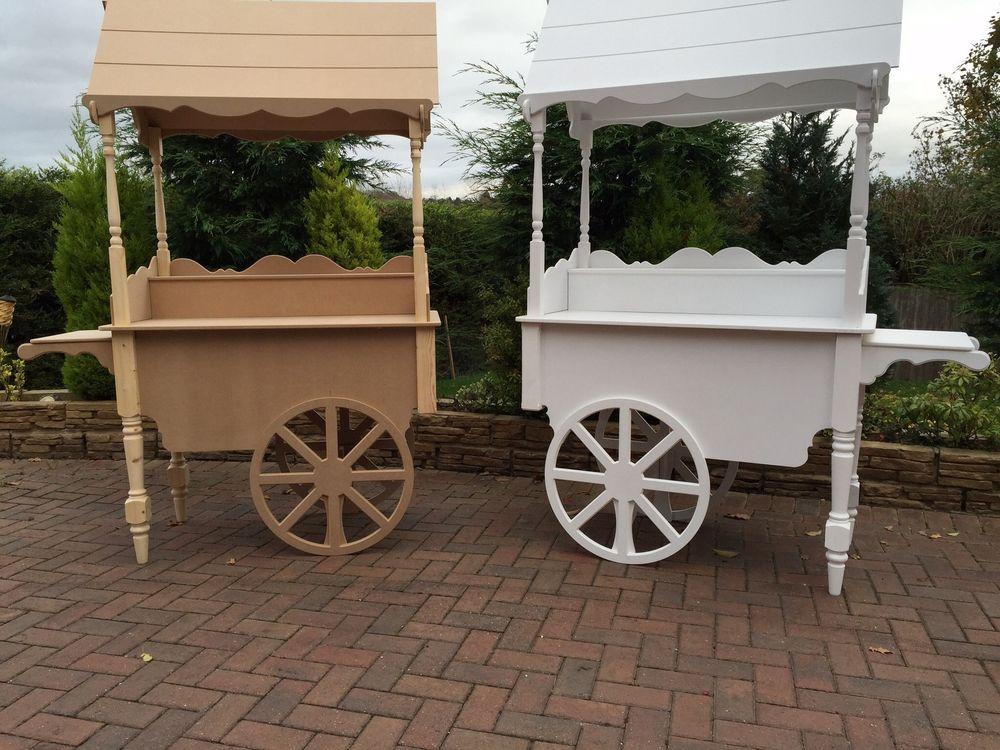 Candy Cart Sweet Wedding Market Display Trolley Florist Free CDR Vectors Art