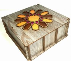 Cnc Laser Cut Wooden Boxes Gifts Free CDR Vectors Art