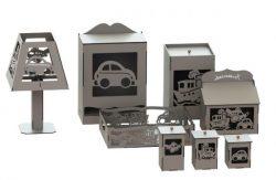 Cnc Laser Cut Transport Lamp Free CDR Vectors Art