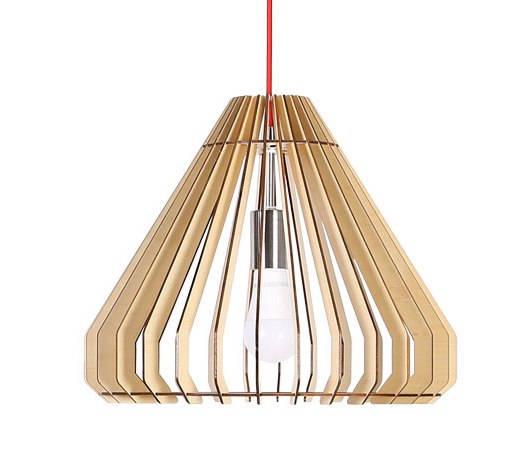 Laser Cut Modern Hanging Lamp Free CDR Vectors Art