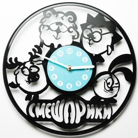 Laser Cut Wall Clock Butterfly Decoration Wall Art Free CDR Vectors Art