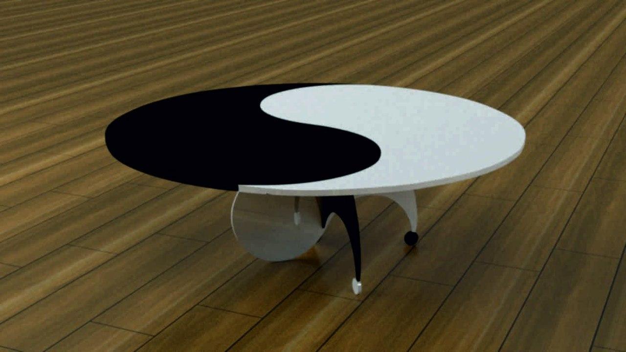 Designer Table Laser Cut Plan Free CDR Vectors Art