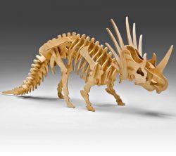 Cnc Laser Cut Wooden Hammerhead Dinosaur Free CDR Vectors Art